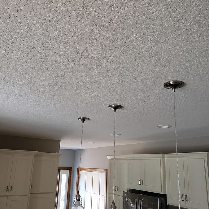 Knockdown Ceiling